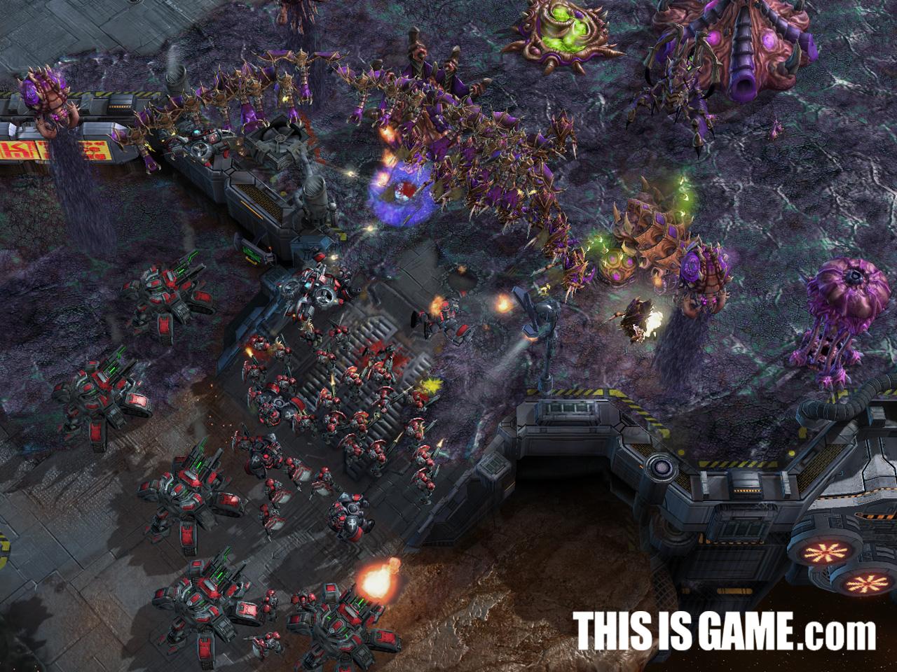 rush game