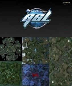 GSL mapok logo
