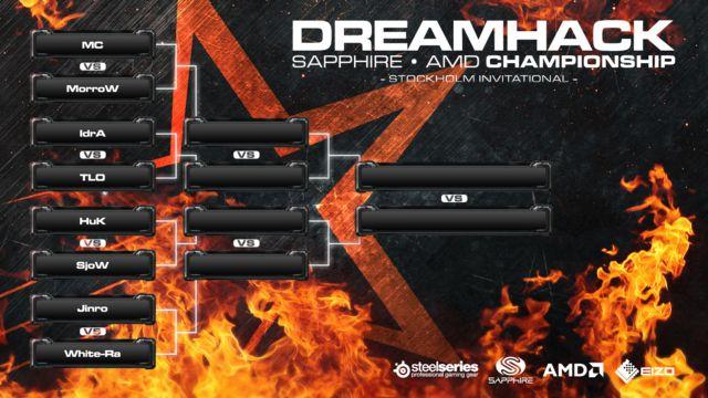 dreamhack bracket