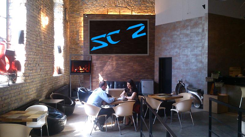 Starcraft Malom kávézó