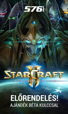 StarCraft 2: Legacy of the Void Előrendelés